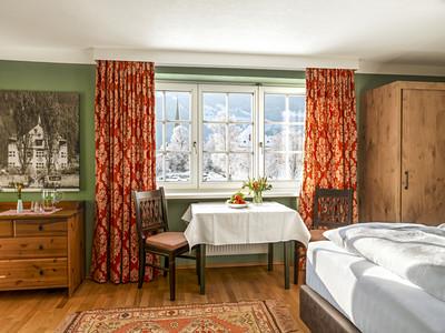 Landhaus Zimmertyp Schlossblick