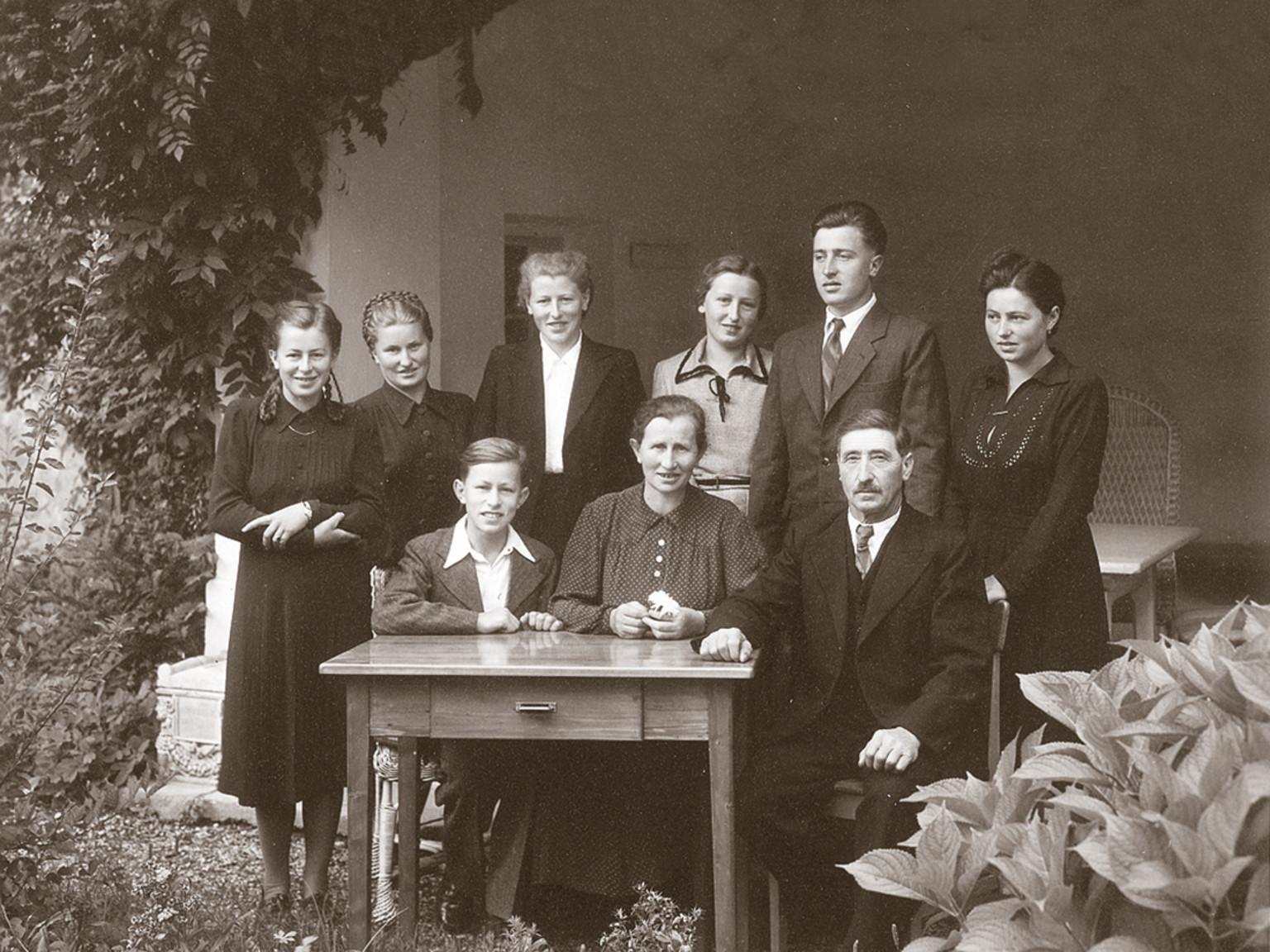 Familie Ebster