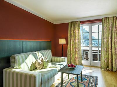 Landhaus Zimmertyp Hortensie