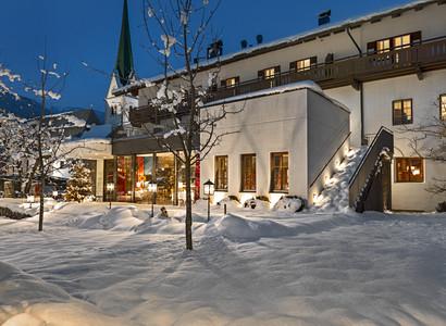 Winterzauber im Landgasthof Linde