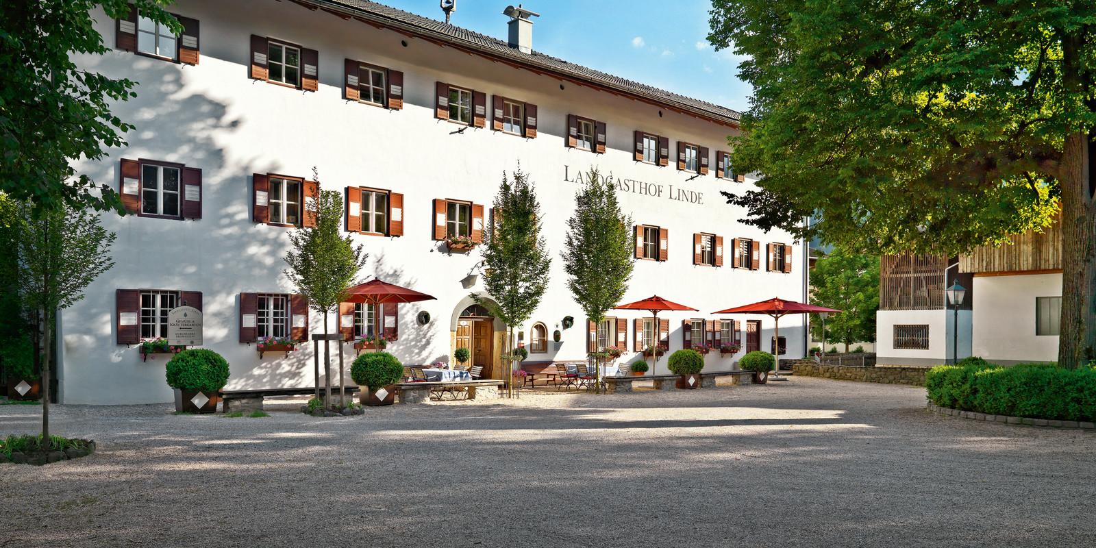 Gasthof mit 500jähriger Tradition